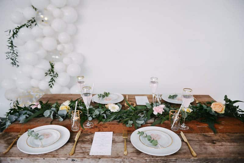BOHEMIAN PASTEL CANDY THEMED BRIDAL SHOWER IDEAS (12)
