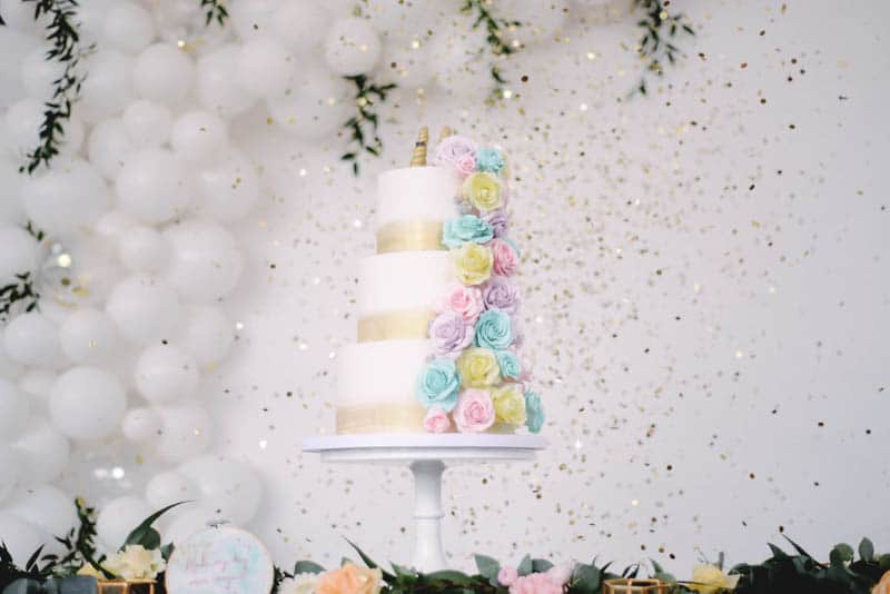BOHEMIAN PASTEL CANDY THEMED BRIDAL SHOWER IDEAS (24)