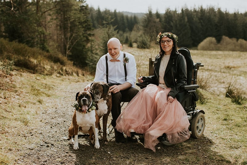 accessible wedding disability 4