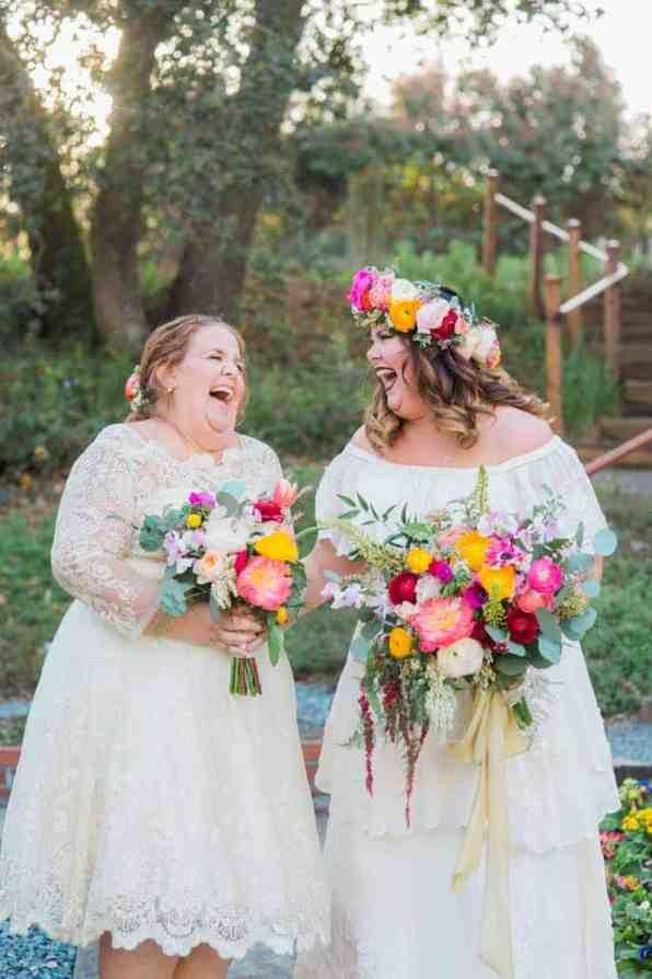 EFFORTLESS BOHEMIAN WEDDING AT MADRONA MANOR (15)