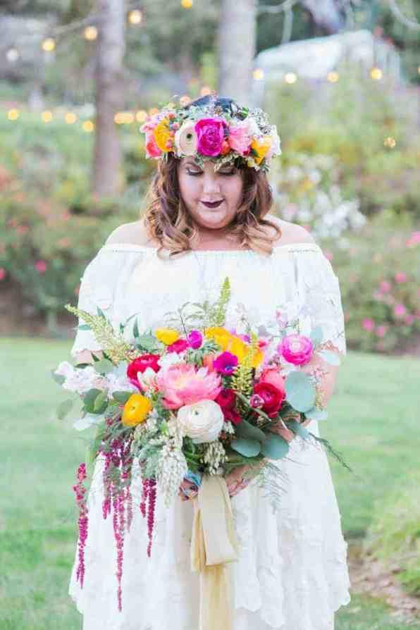 EFFORTLESS BOHEMIAN WEDDING AT MADRONA MANOR (19)