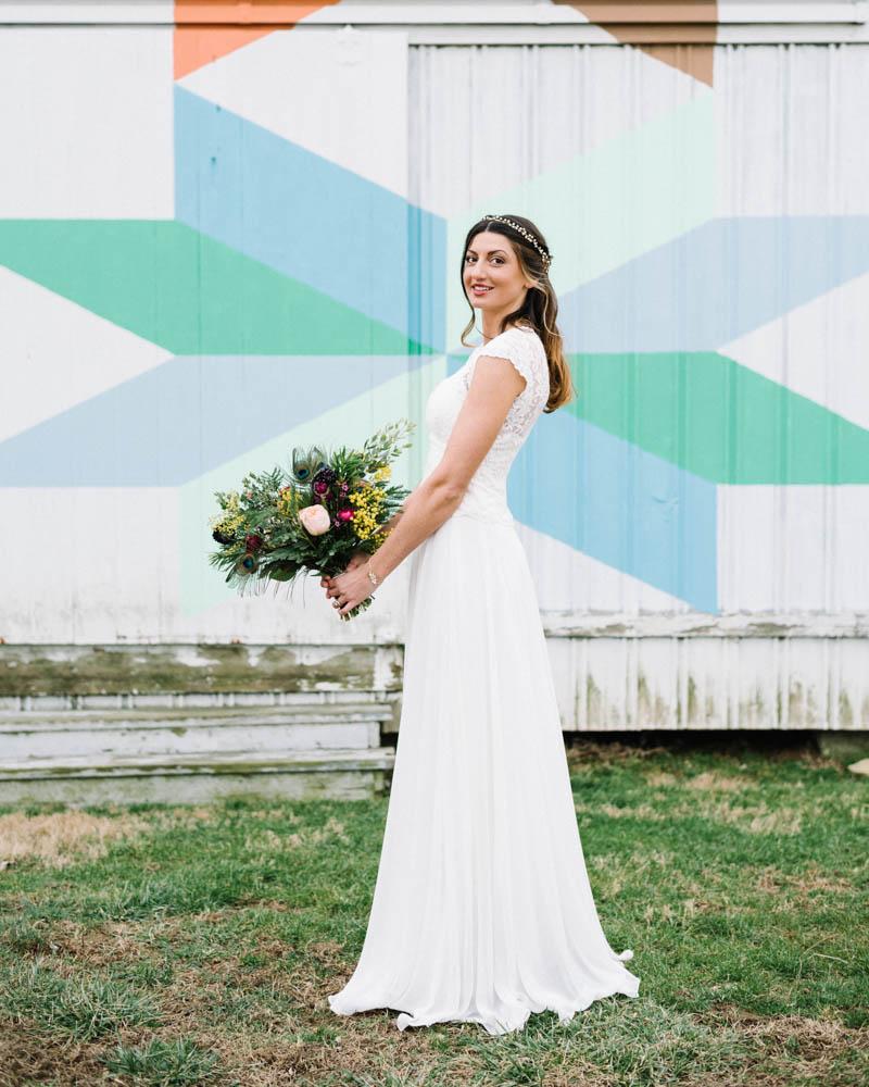 5 Bohemian Home Decor Ideas Rustic Folk Weddings: MODERN BARN WEDDING INSPIRATION