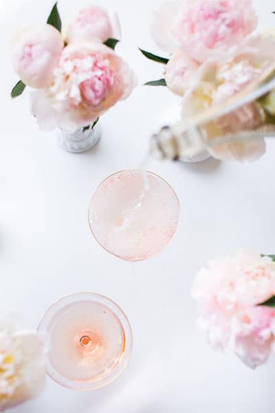 lauren-conrad-cotton-candy-champagne-cocktail