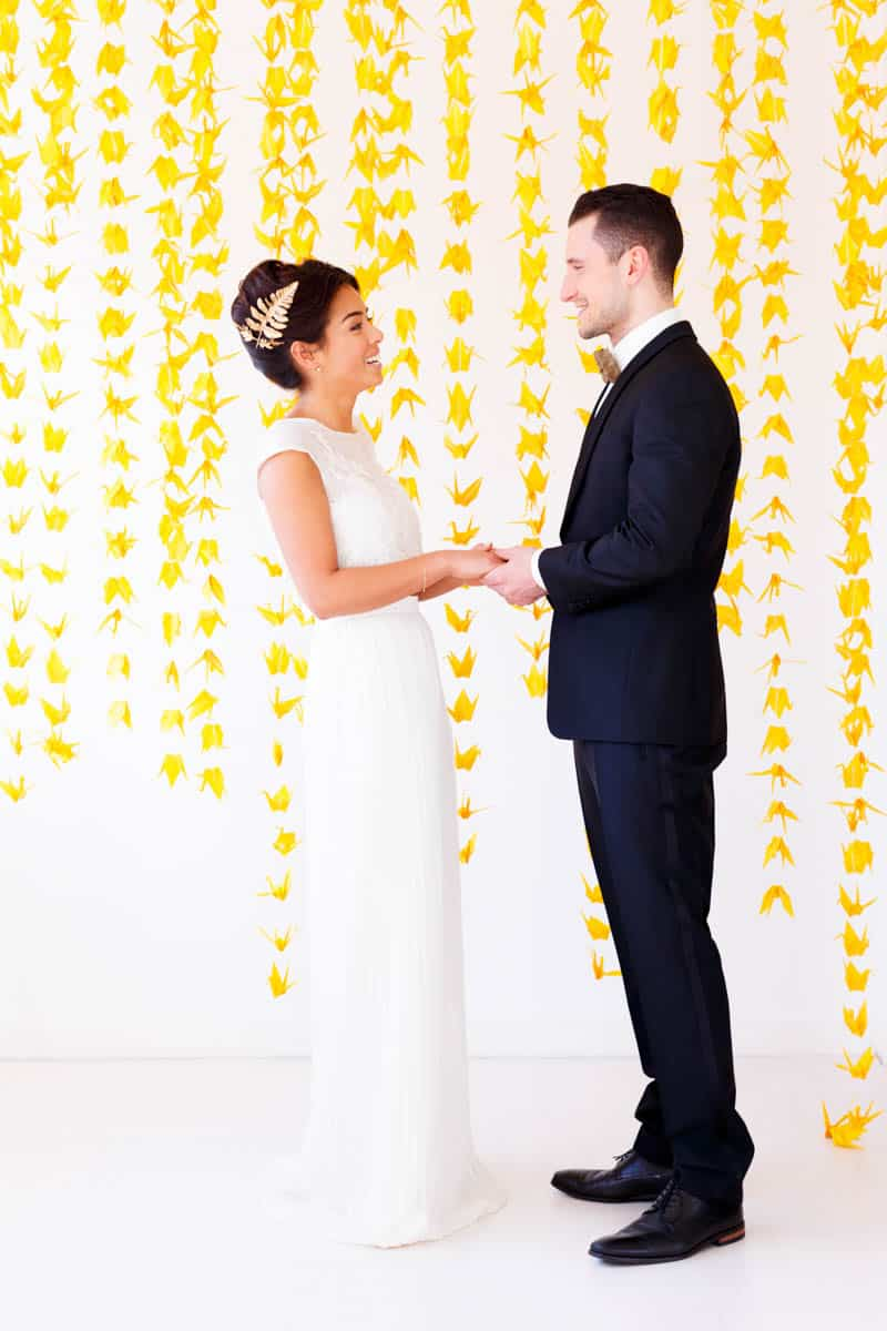 LEMON YELLOW WEDDING IDEAS FOR SPRING | Bespoke-Bride: Wedding Blog