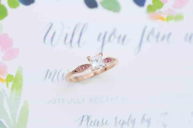 12 Ways To Customize Your Engagement Ring Bespoke Bride Wedding Blog