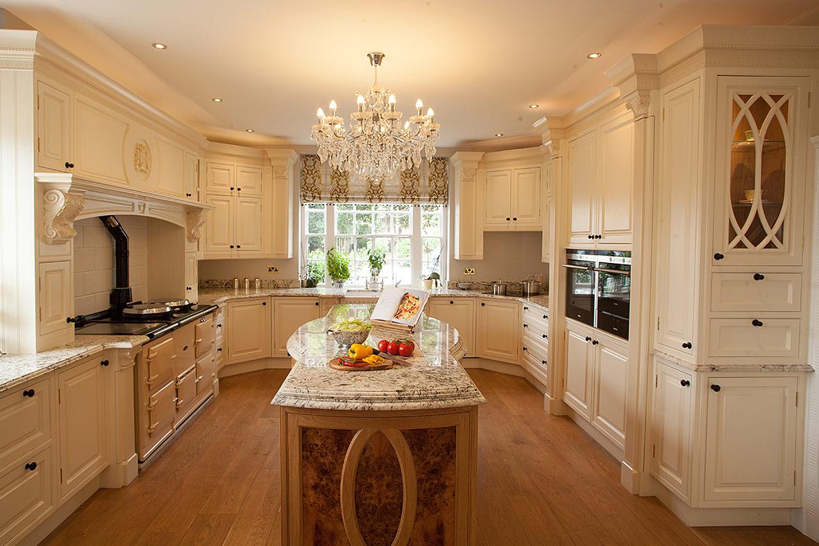 Broadway Mayfair Victorian Kitchen - Handmade Bespoke ... on Kitchen  id=90341