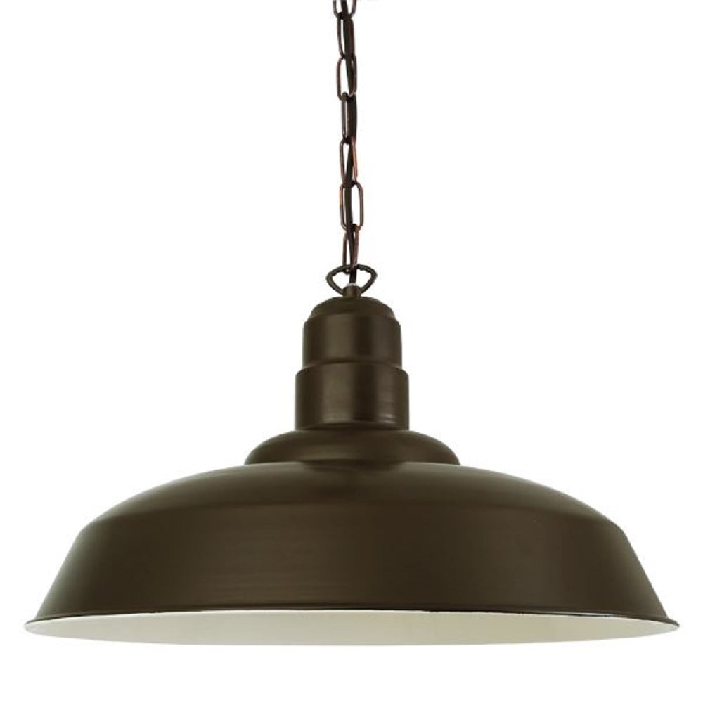 Factory Style Pendant Lights