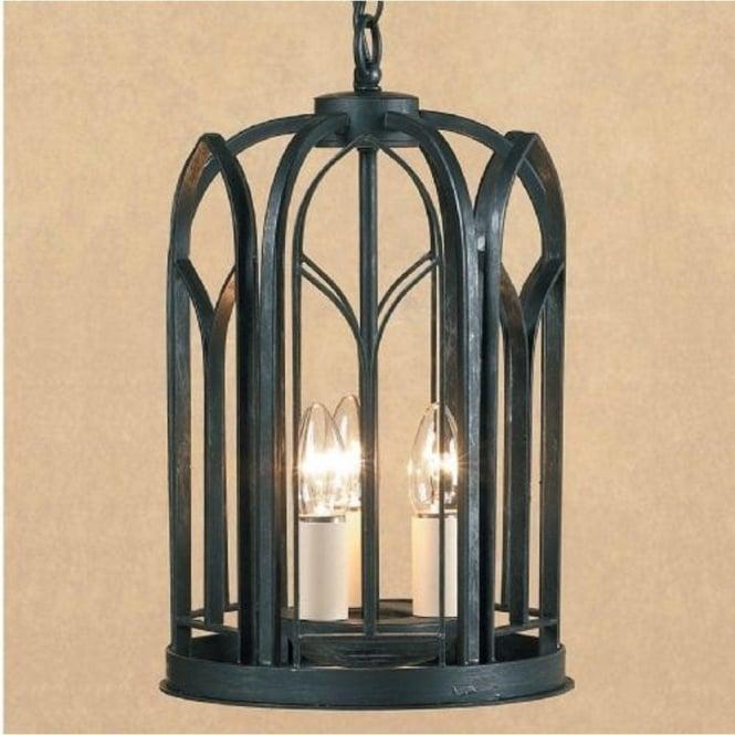 Lantern Style Pendant Light