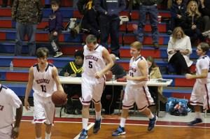 Varsity Basketball 1