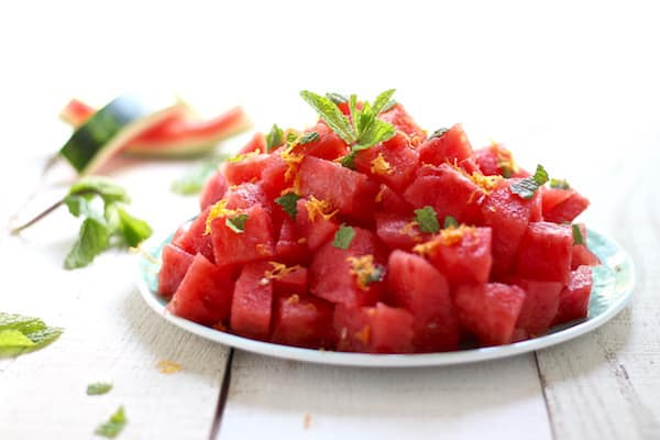 watermelon salad recipe 1