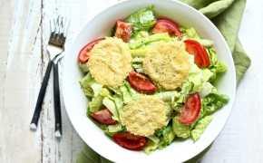 Healthy caesar salad recipe