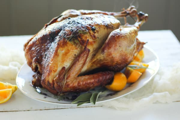 EPIC DUCK FAT ROASTED TURKEY RECIPE