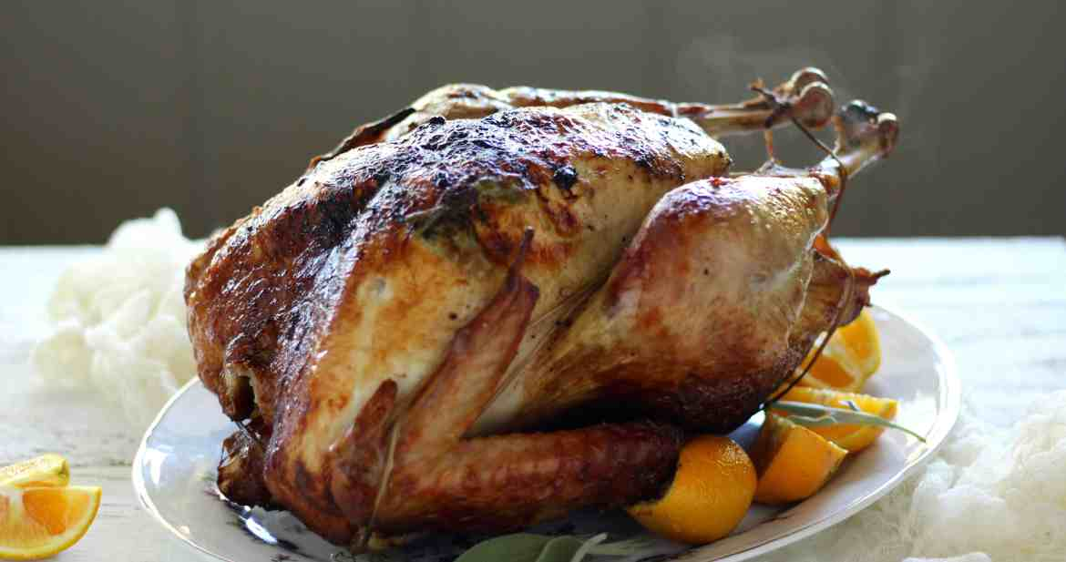 epic duck fat roasted turkey recipe
