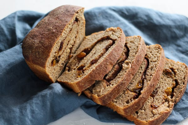 sourdough cinnamon raisin bread recipe