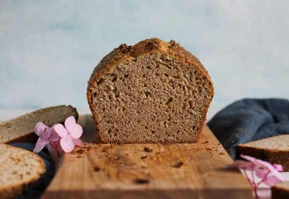 BUTTERY SOURDOUGH SPELT BRIOCHE BREAD