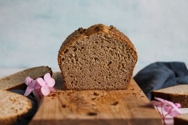 Buttery Sourdough Spelt Bread Brioche Bread Recipe