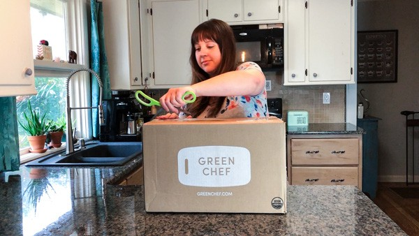 Green Chef meal delivery service review