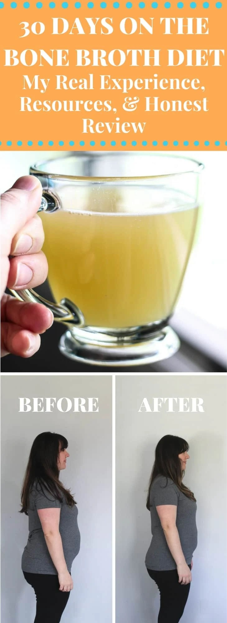 Bone broth diet results before and after photos, bone broth diet reviews