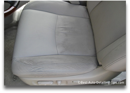 For Truly Clean Leather Car Seats Learn What The