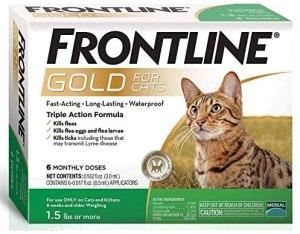 Frontline Gold