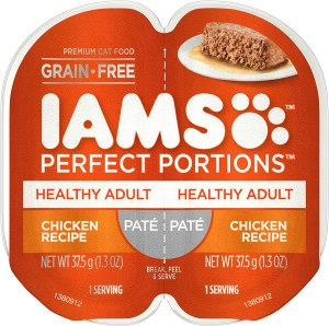 IAMS Perfect Portions Healthy Grain-Free Wet Cat Food