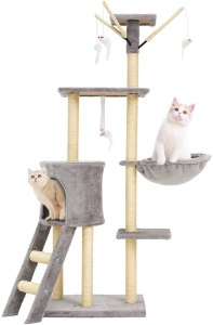 Mellcomm Cat Tree Condo