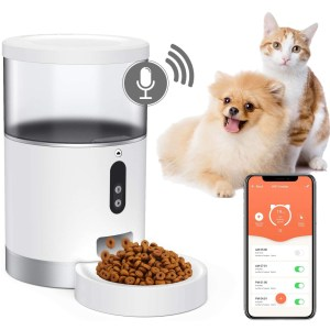 Peteme Automatic Cat Feeder Best Automatic Cat Feeder
