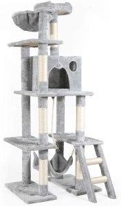Rabbitgoo 61in Cat Tree House