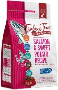 Tender & True Salmon & Sweet Potato Recipe Cat Food