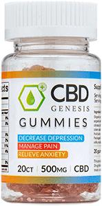 CBD Genesis Gummy Bears