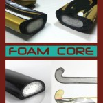 tk foam core field hcokey sticks