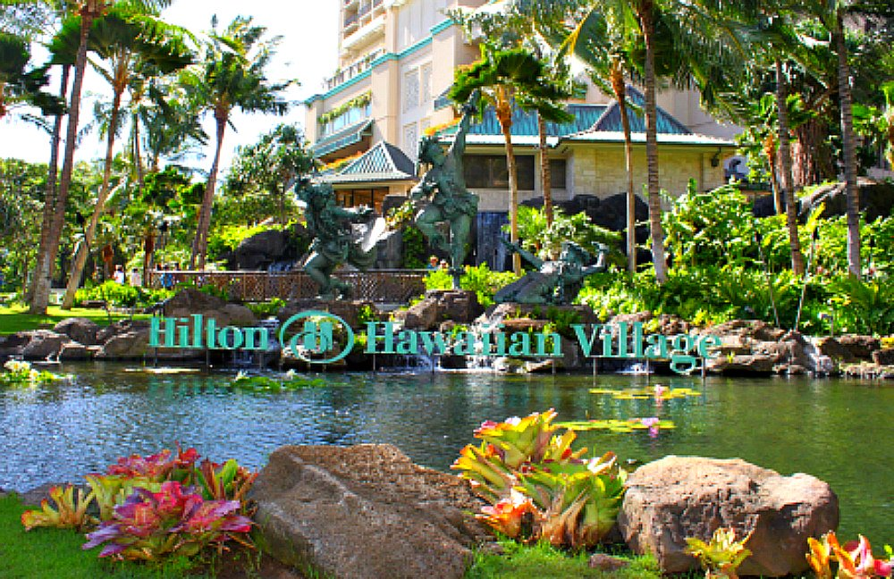 Hilton Hawaiian Village Resort Best Oahu Resorts