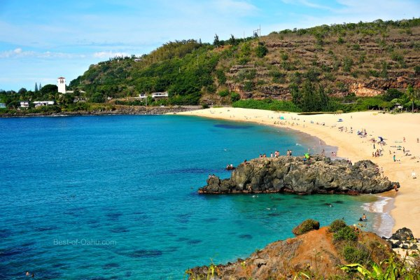 Waimea Bay - Best North Shore Beach