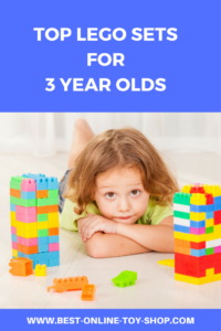 LEGO BUILDING TOYS FOR 3 YEAR OLDS