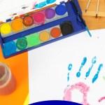 art activity desks for kids