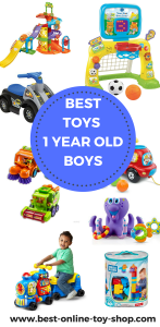 best toys for 1 year old boy