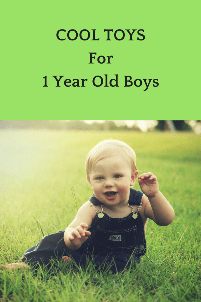 cool toys for 1 year old boys