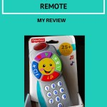 FISHER PRICE LAUGH LEARN REMOTE
