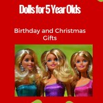 dolls for 5 year olds