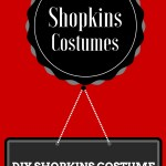Shopkin Halloween Costumes