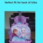 Toddler Frozen Backpack is Perfect for Daycare