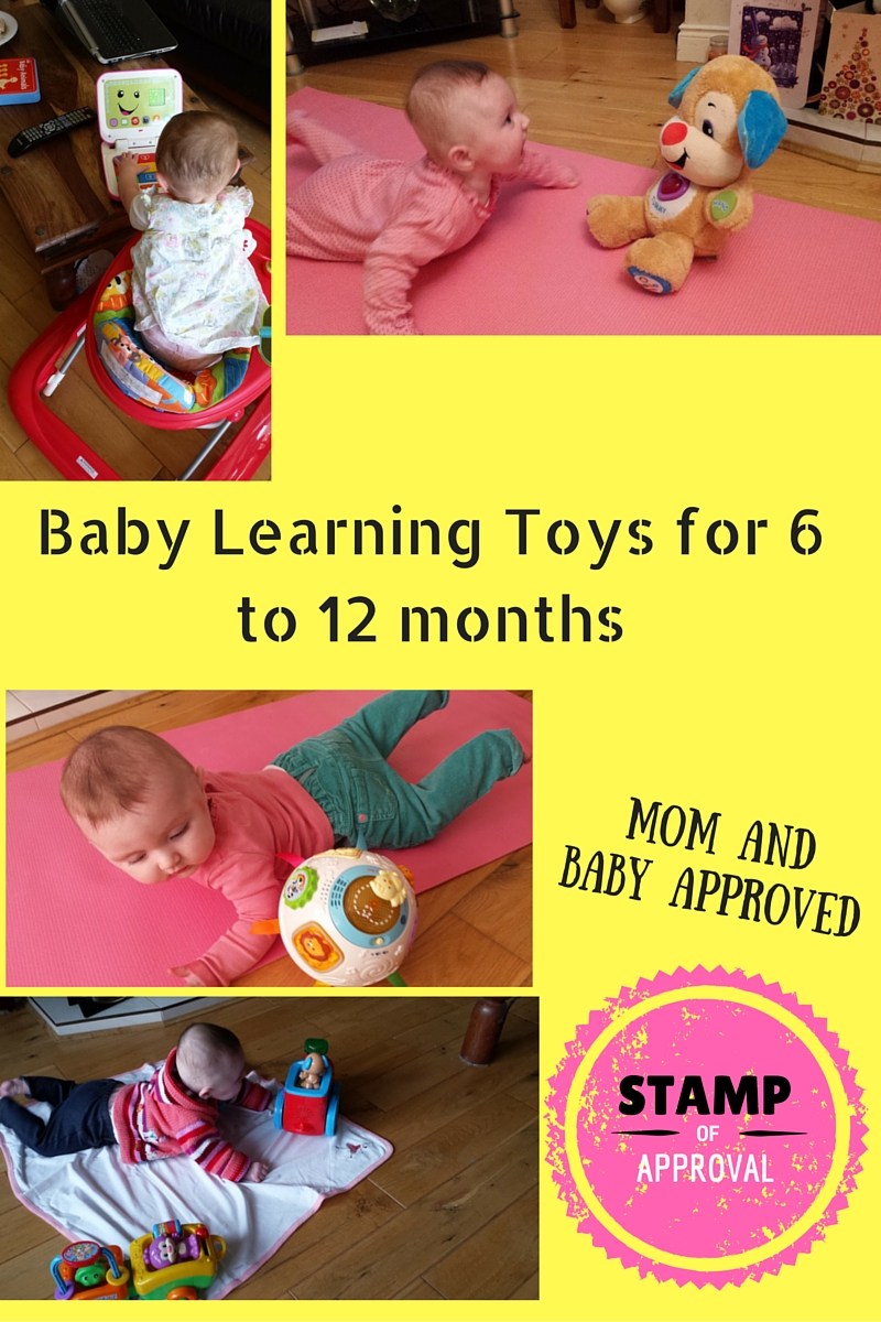 Toys For 6 : Baby learning toys months best development