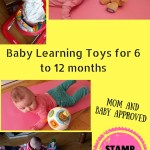 Baby Learning Toys 6 to 12 Months – Mom APPROVED