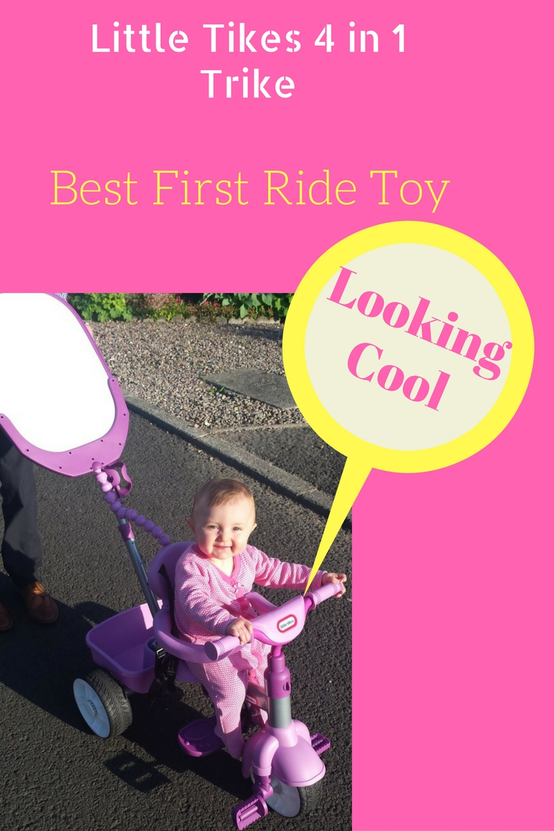 Little Tikes 4 1 Trike Purple Ride Toys For Toddlers In 2017