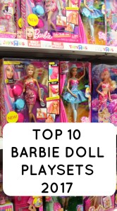 barbie doll playsets