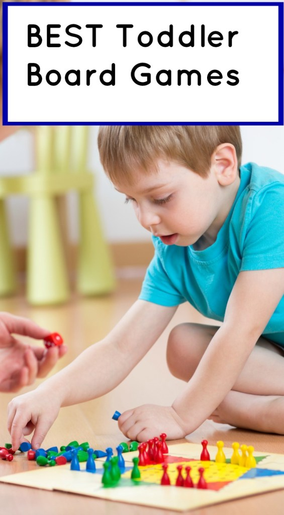 best toddler board games