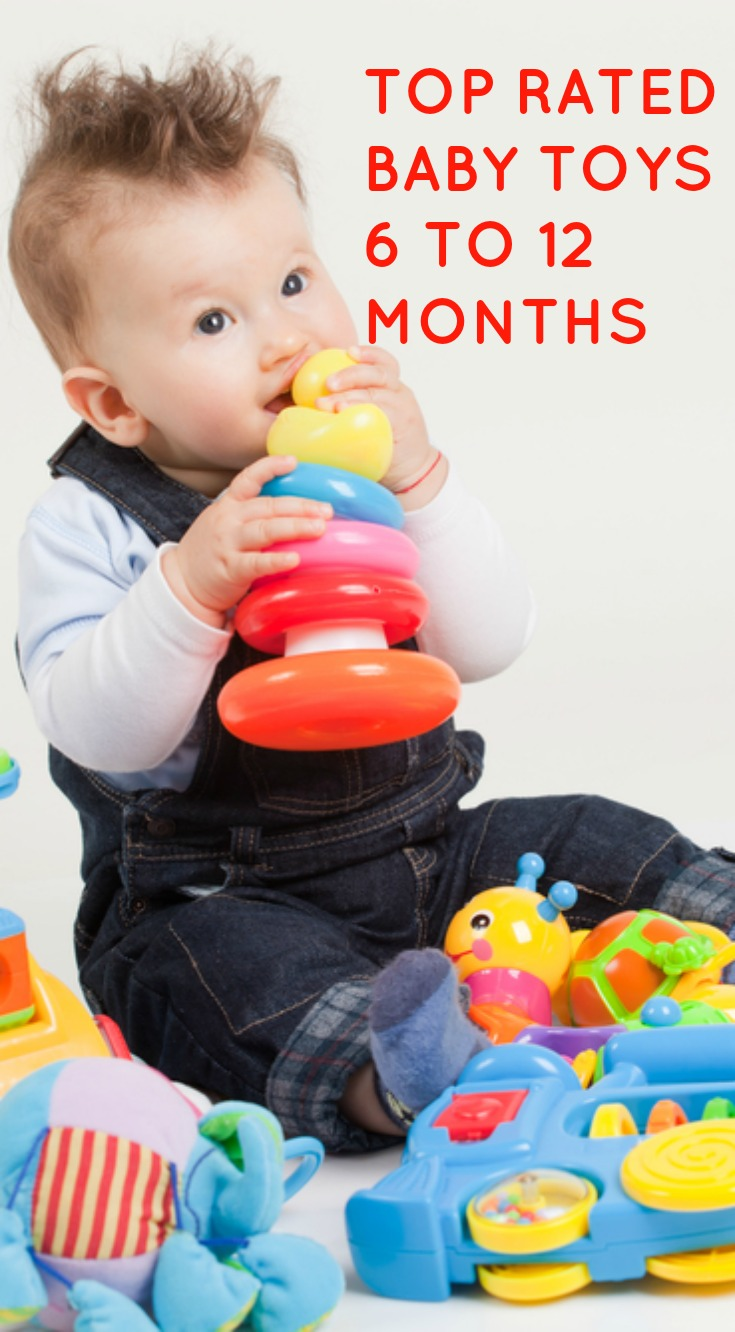 Top Toys For 12 Months : Top rated baby toys to months in approved by mom