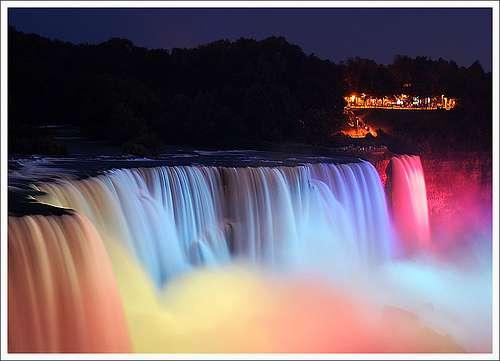 Romance In The Falls Vacation In Niagara Falls Best Romantic
