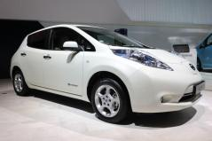 2012 (Half Year) Best-Selling Electric Car Models in Sweden
