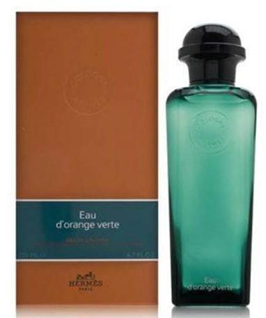 Orange Green Water of Hermes